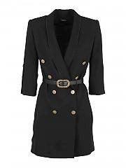 [관부가세포함][엘리자베타 프렌치] FW20 여성 자켓style short dress (AB-049-06E2 110)