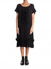[관부가세포함][리미푸] Cupro dress (LK-D11-217-2)