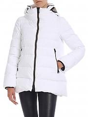 [관부가세포함][에르노 라미나르] White down jacket with removable hood (PI079DL 11106 1000)