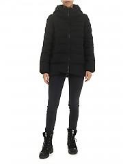 [관부가세포함][에르노 라미나르] Gore-Tex black 여성 다운 재킷 (PI079DL 11106 9300)