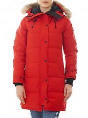 [관부가세포함][캐나다 구스] Shelburne parka in red (3802L 11)