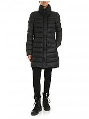 [관부가세포함][페트레이] FW19 여성 Sobchak 다운 재킷 in black (PED3319 01180967 NER)