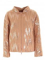 [관부가세포함][클립스] FW20 여성 micro sequins 자켓 (A0 1 T904 9465 00026)
