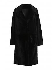 [관부가세포함][드로메] FW20 여성 리버시블 코트 (DPD5319PD109P800)