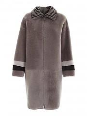 [관부가세포함][로레나안토니아찌] FW20 여성 양가죽 코트 (A2023CP012/421K 0119)