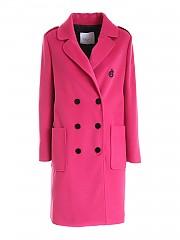 [관부가세포함][가엘 파리] FW20 여성 더블버튼 코트 (GBD7031 FUXIA)