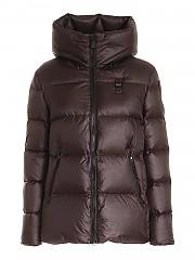 [관부가세포함][블라워] FW20 여성 후드 다운 자켓 (20WBLDC03132 005497 594)