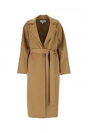 [관부가세포함][로에베] FW20 여성 코트 G(S359336XBF CAMEL)