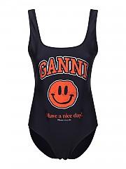 [관부가세포함][GANNI] SS21 여성 여자 원피스 수영복 (A3121099)
