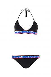 [관부가세포함][오프화이트] SS21 여성 수영복 G(OWFA034R21JER001 1000)