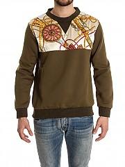 [관부가세포함][Ribbon Clothing]남성 맨투맨 스웨트셔츠 (F003)