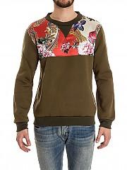 [관부가세포함][Ribbon Clothing]남성 맨투맨 스웨트셔츠 (F005)