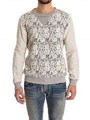 [관부가세포함][Ribbon Clothing]남성 맨투맨 스웨트셔츠 (F006)