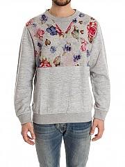 [관부가세포함][Ribbon Clothing]남성 맨투맨 스웨트셔츠 (F008)
