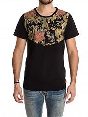 [관부가세포함][Ribbon Clothing]남성 반팔 티셔츠 (T031)