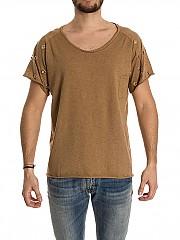 [관부가세포함][Ribbon Clothing]남성 반팔 티셔츠 (T035)