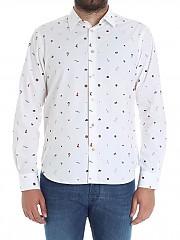 [관부가세포함][폴스미스] SS18 남성 셔츠 (PUXC/006L/D20 01)