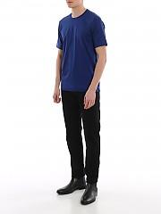 [관부가세포함][지제냐] SS20 남성 반팔 티셔츠 (VU348 ZZ641 B07)