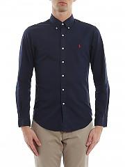 [관부가세포함][폴로 랄프로렌] SS20 남성 트윌 셔츠 (710794604001)