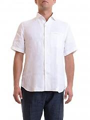 [관부가세포함][꼬르넬리아니] SS20 남성 반팔 셔츠 (85I1260111 912028)