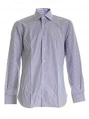 [관부가세포함][바르바] FW20 남성 스트라이프 셔츠 (I1U472PZ0123M)