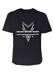 [관부가세포함][레스옴므] FW20 남성 반팔 티셔츠 (LJT210-700E-9000)