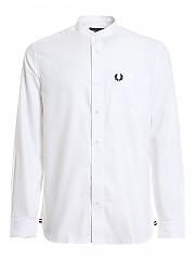 [관부가세포함][프레드페리] FW20 남성 셔츠 (M9603 100)