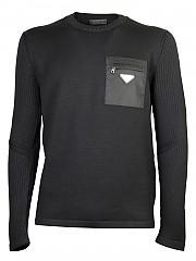 [관부가세포함][프라다] FW20 남성 니트 스웨터 (UMB049 1W4X F0002)