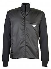 [관부가세포함][프라다] FW20 남성 집업 니트 스웨터 (UMC149 1JF4 F0002)