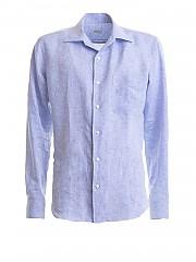 [관부가세포함][브리오니] 남성 셔츠 (SCAS0LP81174900)