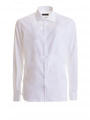 [관부가세포함][꼬르넬리아니] 남성 셔츠 (83P1509111 044028)