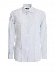 [관부가세포함][꼬르넬리아니] 남성 셔츠 (2111331 14P100)