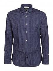 [관부가세포함][지제냐] FW20 남성 셔츠 (ZCSF18 05020 406)