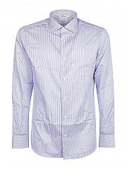 [관부가세포함][지제냐] FW20 남성 셔츠 (ZCSF18 05012 404)