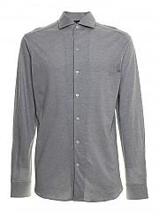[관부가세포함][지제냐] FW20 남성 셔츠 (8053 12ZCS O1G)