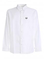 [관부가세포함][프레드페리] FW20 남성 셔츠 (M8501 100)