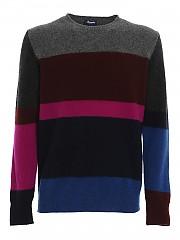 [관부가세포함][드루모어] FW20 남성 니트 스웨터 (D8W103CG 001)