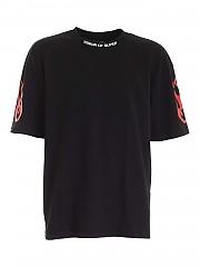 [관부가세포함][비젼 오브 슈퍼] FW20 남성 반팔 티셔츠 (B1ROCK BLACK)