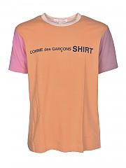 [관부가세포함][꼼데가르송 셔츠] FW20 남성 반팔 티셔츠 (W28120-1)