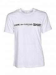 [관부가세포함][꼼데가르송 셔츠] FW20 남성 반팔 티셔츠 (W28116-3)