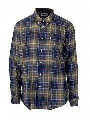 [관부가세포함][바버] FW20 남성 체크 셔츠 (MSH4054 TN52)