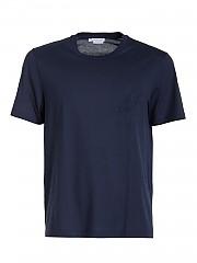 [관부가세포함][브리오니] FW20 남성 반팔 티셔츠 (UJCH0LO96264100)