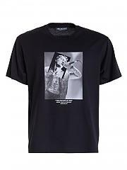 [관부가세포함][닐바렛] FW20 남성 반팔 티셔츠 (BJT816S P531S 1179)
