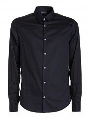 [관부가세포함][엠포리오아르마니] 남성 셔츠 (6H1C09 1NB0Z 0999)