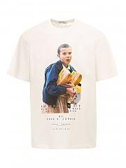 [관부가세포함][이놈어닛] FW20 남성 반팔 티셔츠 (NUW 20234 081)