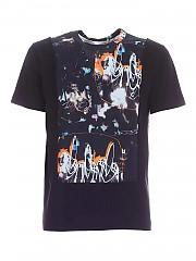 [관부가세포함][꼼데가르송 셔츠] FW20 남성 반팔 티셔츠 (W28101-1)