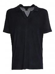 [관부가세포함][Avant Toi] FW20 남성 피케 폴로 셔츠 (218U2111CSFV-H V00151)