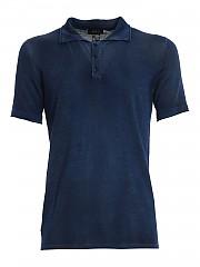 [관부가세포함][Avant Toi] FW20 남성 피케 폴로 셔츠 (219U2111CSFV-H V00300)