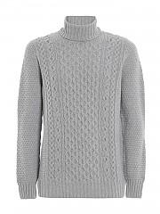 [관부가세포함][드루모어] FW20 남성 터틀넥 스웨터 (D4W124AR 610)