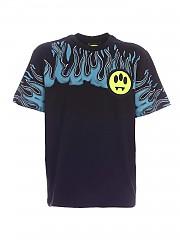 [관부가세포함][배로우] FW20 남성 반팔 티셔츠 (027998 110)